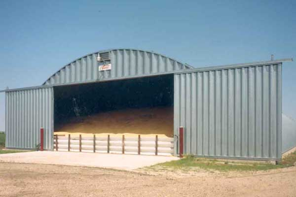 Grain Storage Buildings Behlen Grain Systems