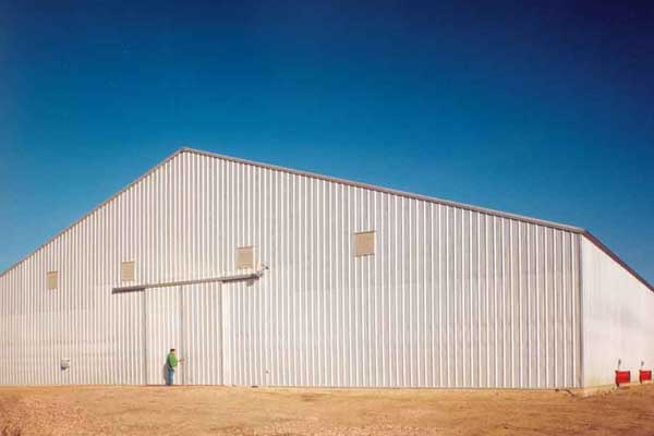 Grain Storage Buildings Behlen Grain Systems